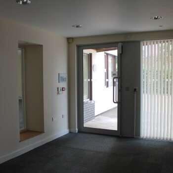 Norwich Office Premises Interior