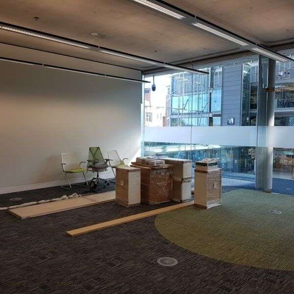 Office Refurbishment Works at The Forum
