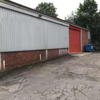 Warehouse Refurbishment Project