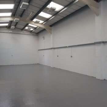 Completion of Warehouse Refurbishment