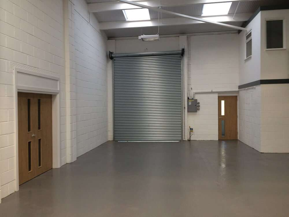 Completion of Warehouse Refurbishment