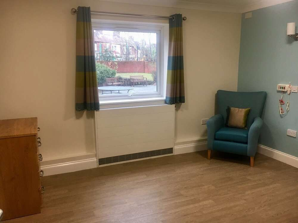 Care home Bedrooms Complete
