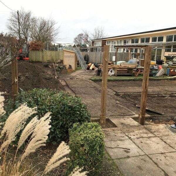 Educational Refurbishment Project