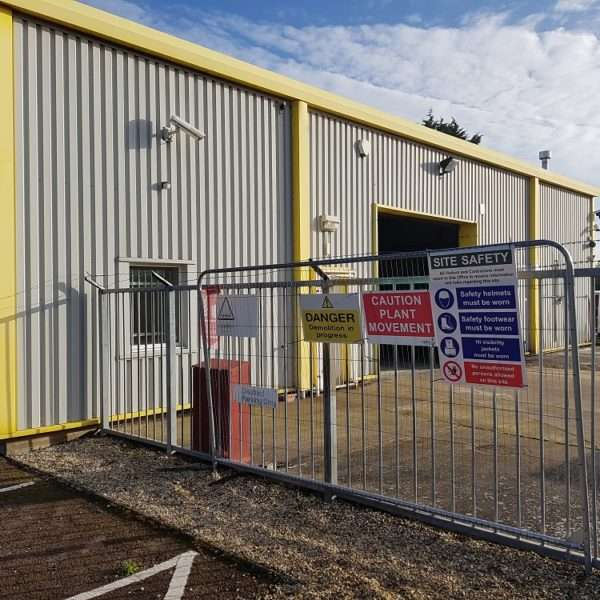 Warehouse Remodelling and Refurbishment