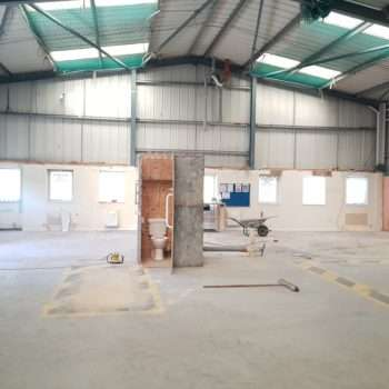 Warehouse Remodelling and Refurbishment