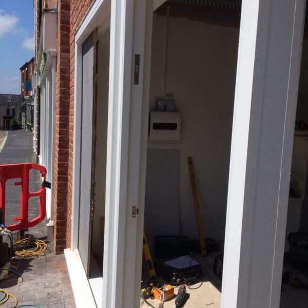 Shop front Installation