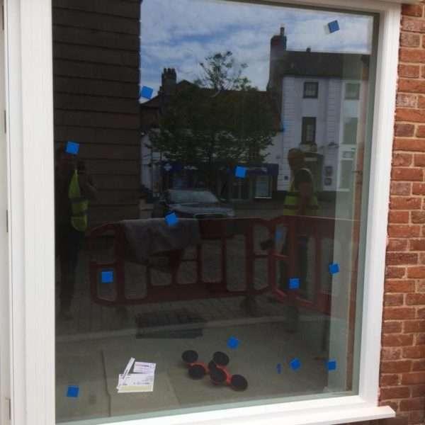 Shop front Installation