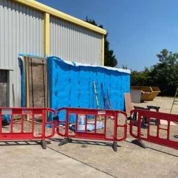 Warehouse Refurbishment Update