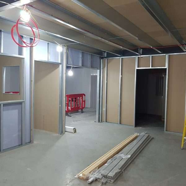 Office Space Taking Shape