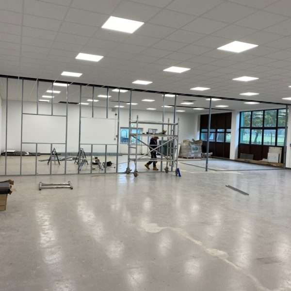 Unit Refurbishment Scottow Enterprise Park