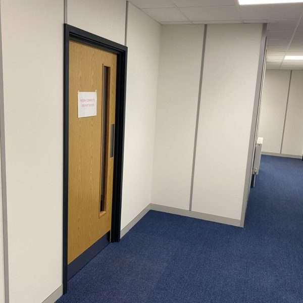 Office and Warehouse Premises Complete