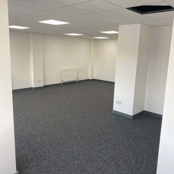 Roof and Warehouse Refurbishment Complete