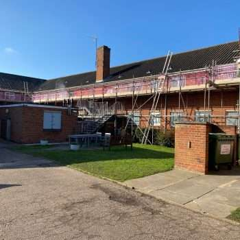 External Works at Care Home